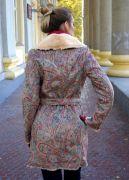 со спины - пальто Персия