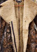 Пальто сшито из искусственного дублёночного материала (пр-во Италия)