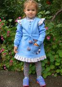 Детское платье Принцесса