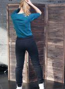 женские брюки спортивного стиля